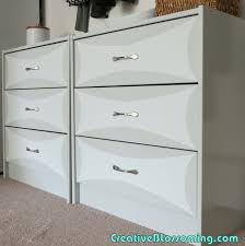 Malm Dresser Painted by Showing Off My Picks Sugar Bee Crafts