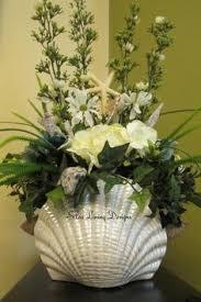 Seashell Centerpiece Ideas by Winter Mason Jar Floral Arrangement Mason Jar Holiday Floral