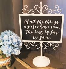 baby shower decor chalkboard sign advertise signs for business