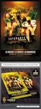 624 best flyer templates images on pinterest flyer template
