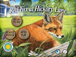 appabled red fox at hickory lane smithsonian u0027s backyard review