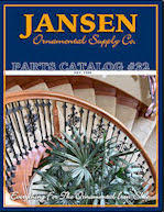 jansen ornamental supply catalog pic oh fence me in