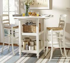 pottery barn counter height table amazing white drop leaf kitchen table shayne drop leaf bar height