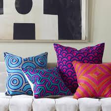 Modern Throw Pillows For Sofa Contemporary Throw Pillows For 39 In Home Wallpaper