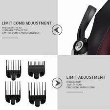 kemei km 2600 precision cord cordless electric hair clipper hair