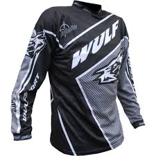 motocross gear ebay wulf crossfire motocross jersey mx enduro top breathable