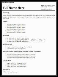 Police Officer Resume With No Experience A Resume With No Experience 28 Images How To Write A Resume