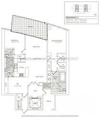 Parc Imperial Floor Plan by Jade Ocean Condo Jade Ocean Condos For Sale 17121 Collins Ave