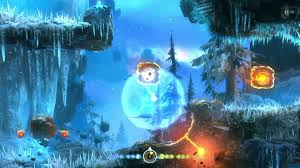 Ori And The Blind Forest Ori And The Blind Forest Forlorn Ruins Gravity Gameplay Youtube