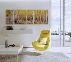 Mustard Yellow Ottoman Armchair Accent Chair With Ottoman Yellow Leather Chair Mustard