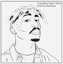 7 delightful pages rap coloring book tupac shakur