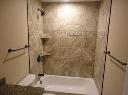 Bathroom Wood Tile Floor Bathrooms Design Shower Tile Patterns White Ceramic Tile Bath