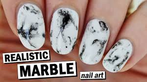how to create realistic marble nails super easy nailed it nz