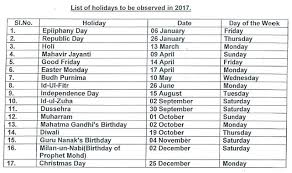 embassy of india athens greece list of holidays for the year 2016