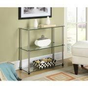 Glass Bookcases Bookcases With Glass Doors Walmart Com