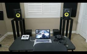 build your own studio monitor stands d i y under 30 bucks canon