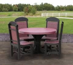 Luxcraft Poly Octagon Picnic Table Swingsets Luxcraft Poly by Dutch Boy Furniture Outdoor Furniture