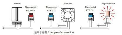 tamperproof thermostat sfto 011 china mainland temperature