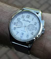 breitling bentley on wrist breitling transocean chronograph 1915 watch review ablogtowatch