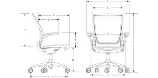 Standard Desk Height Us Standard Desk Chair Dimensions 9433