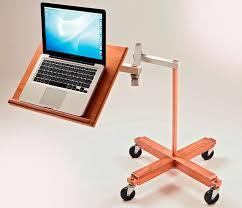 Laptop Desks Cantilevered Laptop Desks The Awesomer