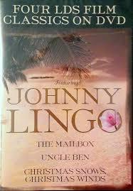 amazon com four lds film classics on dvd johnny lingo the