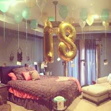 Redecorating My Room 21st Birthday Room Decoration Ideas Techethe Com