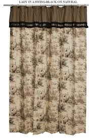 Shower Curtain Matching Window Curtain Set Coffee Tables Splendor Double Swag Shower Curtain Luxury Fabric