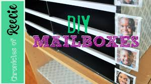 family organization large family organization diy mailboxes youtube