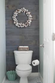 Bathroom Fixture Stores Plank Wall Stained In Minwax Classic Gray This Is An Easy And