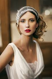 how to do 20s hairstyles for long hair wedding hairstyles 1920s behairstyles com