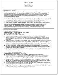 resume seasoned professional multiple employers salesjobs com