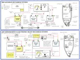 simple boat wiring diagram stylesync me