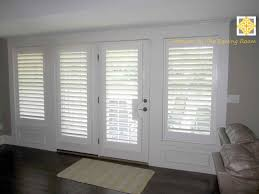 Curtains For Door Sidelights by Blinds Ideas Curtains Window Treatments For Sliding Glass Special
