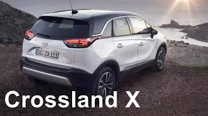 opel 2017 opel crossland x interior exterior and drive youtube