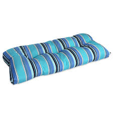 Replacement Cushions Patio Furniture by Exterior Exciting Striped Sunbrella Replacement Cushions With