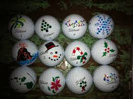 golf balls i decorated golf ideas golf