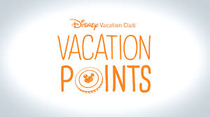 vacation points system disney vacation club