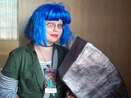 Ramona Flowers Bag - how to ramona flowers cosplay arts and crafts dulce et utile