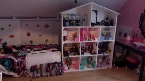 Monster High Doll House Furniture Ma Maison Monster High Youtube