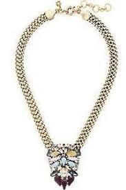 crystal necklace ebay images Crystal pendant ebay JPG