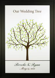 wedding tree wedding tree no 1 thumbprint guestbooks thumbprint wedding trees