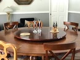 lazy susan dining table lazy susan dining table sophisticated round dining table for 6 with