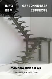 railing balkon minimalis di bekasi
