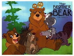 brother bear art thou disney channel turned