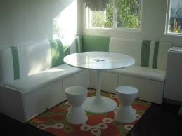 Ikea Kitchen Cabinet Construction Make A Compact Banquette From Kitchen Cabinets Ikea Hackers