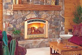 How To Install Gas Logs In Existing Fireplace by Gas Fireplace Inserts Pros And Cons Of Gas Fireplace Inserts
