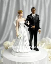 figurine mariage mixte figurine gateau de mariage mixte votre heureux photo