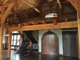 marvelous cabin home plans with loft 4 custom steel railing