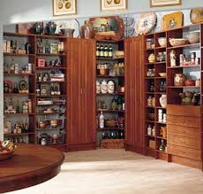 Kitchen Pantry Designs Pictures Corner Kitchen Pantry Cabinet Oak Inspiration For Your Home